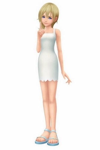 Namine Kingdom Hearts Cosplay Dress from for Halloween and Christmas