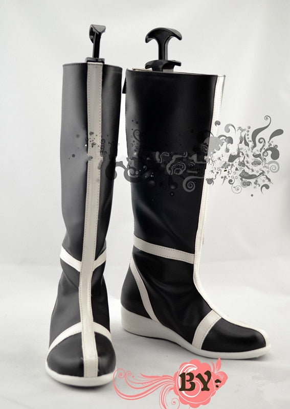 Ulquiorra Cifer BLEACH Cosplay Boots
