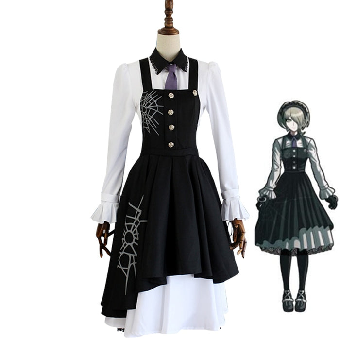 Tojo Kirumi Danganronpa V3 Cosplay Costume Japanese Game Uniform Suit Outfit Clothes