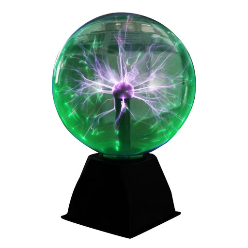 Spider man Electric ball Lamp Sound Sensitive 8 Inch Glass Sphere Nightlight Toy For Kids