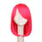 40 Cm Women Girls Medium Bob Straight Cosplay Wig Costume Party Synthetic Hair Wigs