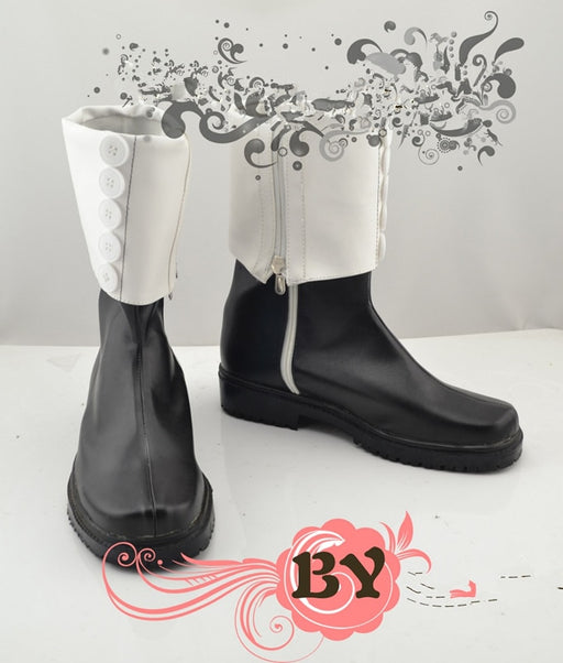 Soul Eater Spellsword Crona Cosplay Boots