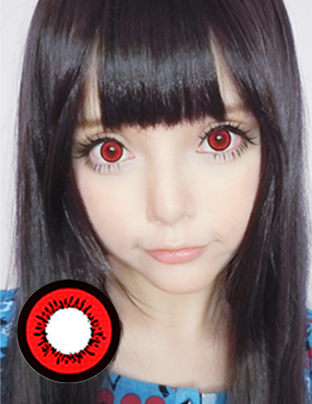 Minilove Sweet Doll Red Lens