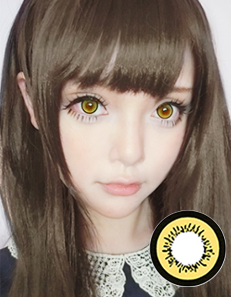 Minilove Sweet Doll Yellow Lens