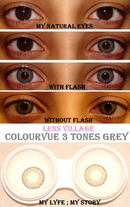 ColourVue 3 Tones Grey Lens