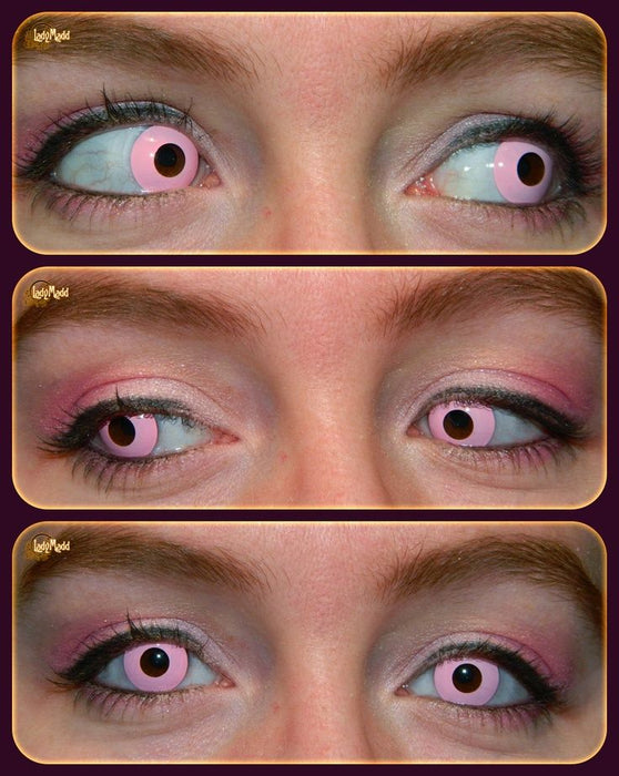 ColourVue Crazy Barbie Pink Lens