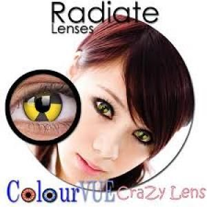 ColourVue Crazy Radiate Lens