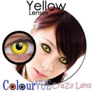 ColourVue Crazy Yellow Lens