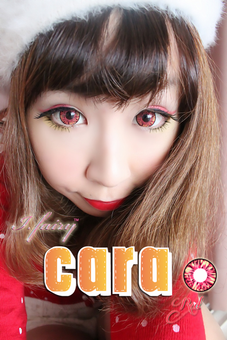 i.Fairy Cara Red Lens