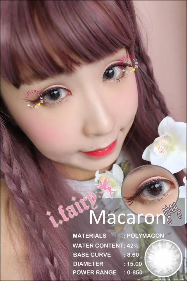 Fairy lens with thick limbal ring