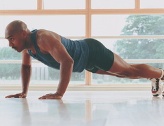 Excercises to do from home - Push ups