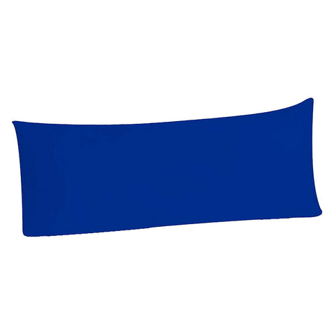 Body Pillowcase Pillow Cover 20 x 54, 100% Brushed Microfiber, Body Pillow Cover, (Envelope Closure, Cadet Blue)
