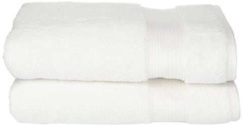 SALBAKOS Bath Sheets - Oversized - Turkish Cotton - Luxury Hotel & Spa Quality - 700gsm Organic + Eco-Friendly