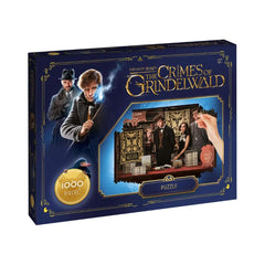 Fantastic Beasts 1000 Piece Jigsaw Puzzle