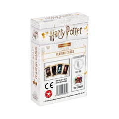 Harry Potter Playing Cards - Winning Moves UK