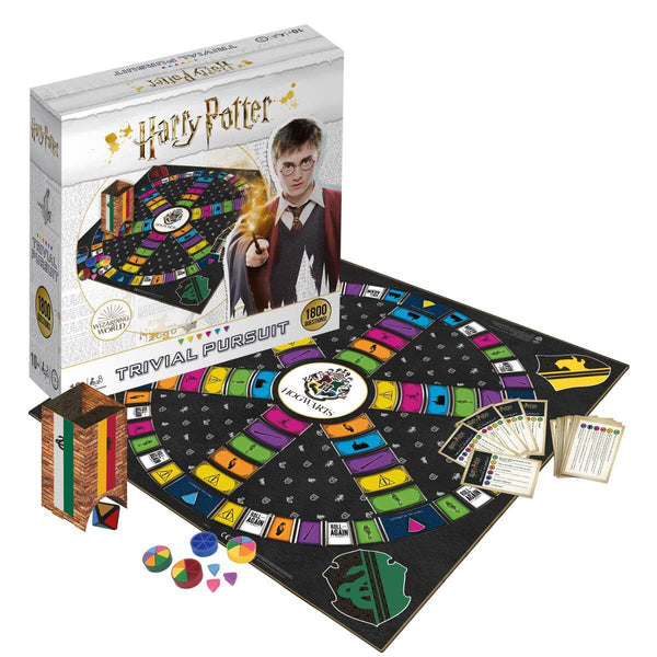 Harry Potter Ultimate Trivial Pursuit Board Game