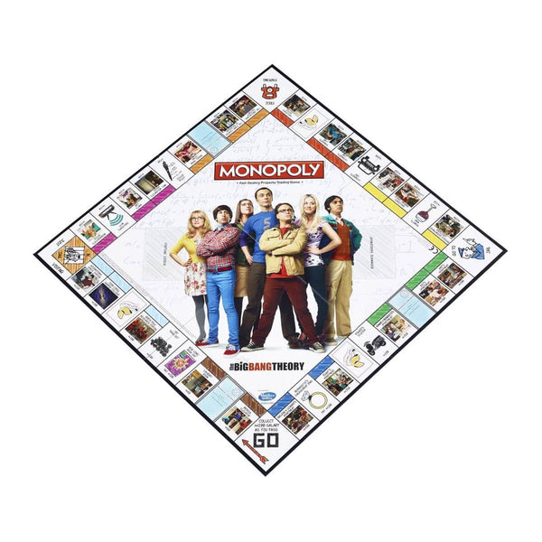 The Big Bang Theory Monopoly