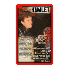 Shakespeare's Plays Top Trumps - Winning Moves UK