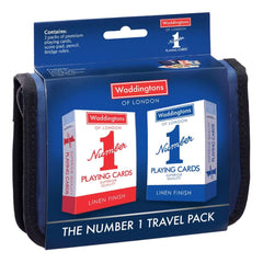 Waddingtons Number 1 Bridge Card Folio