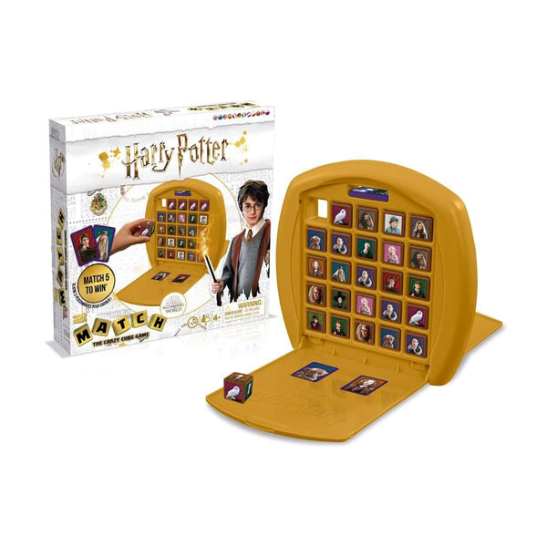 2019 Harry Potter Top Trumps Match Board Game - Winning Moves UK
