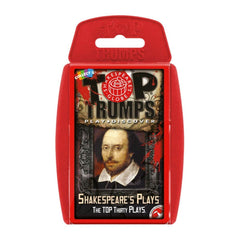 Shakespeare's Plays Top Trumps