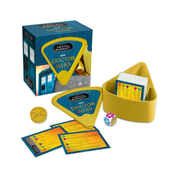 Dr Who 2019 Trivial Pursuit - Winning Moves UK