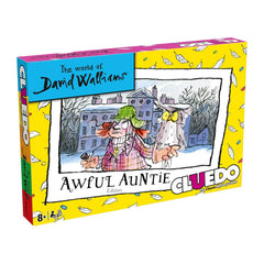 David Walliams Awful Auntie Cluedo