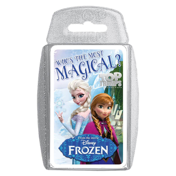 Disney Frozen Top Trumps - Winning Moves UK
