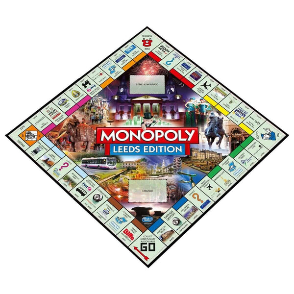 Leeds Monopoly - Winning Moves UK