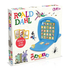Roald Dahl Top Trumps Match Board Game