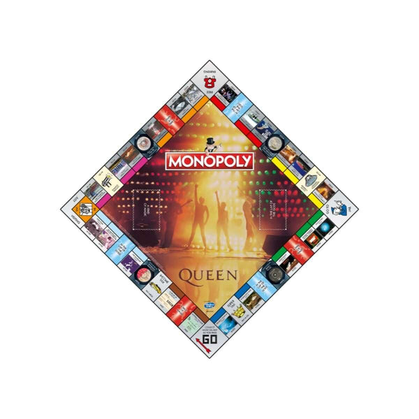 Queen Monopoly - Winning Moves UK