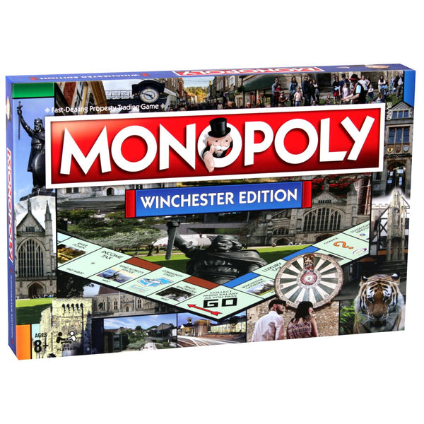 Winchester Monopoly - Winning Moves UK