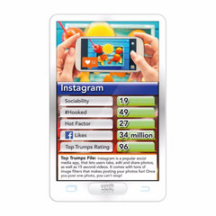 Hottest Top 30 Apps Top Trumps - Winning Moves UK