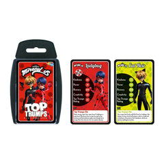 Miraculous Top Trumps Card Game - Winning Moves UK