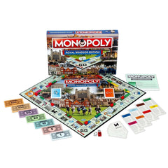 Royal Windsor Monopoly - Winning Moves UK