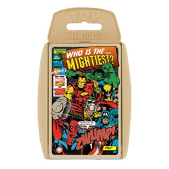 Marvel Comics Retro Top Trumps
