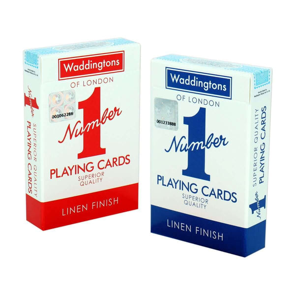 Waddingtons Number 1 Twin Pack - Winning Moves UK