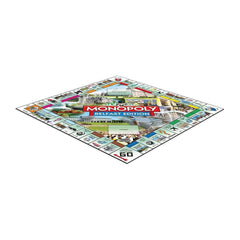 Belfast Monopoly - Winning Moves UK