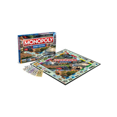 Derby Monopoly - Winning Moves UK