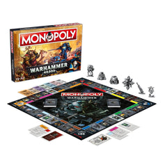 Warhammer Monopoly - Winning Moves UK
