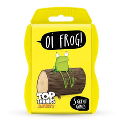 Oi Frog Top Trumps Junior