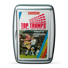 Today's Strikers Retro Top Trumps