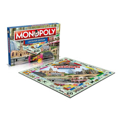 Leicester Monopoly Board Game - Winning Moves UK