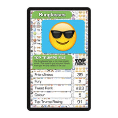 Emotis Top Trumps - Winning Moves UK