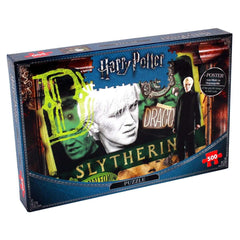Harry Potter Slytherin 500 Piece Jigsaw