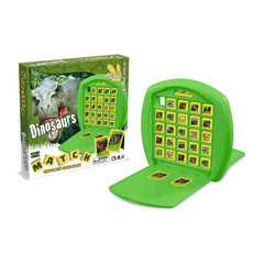 Dinosaurs Top Trumps Match Board Game - Winning Moves UK