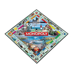 Isle of Man Monopoly - Winning Moves UK