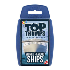 World Famous Ships Top Trumps