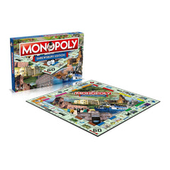 Shrewsbury Monopoly Board Game - Winning Moves UK