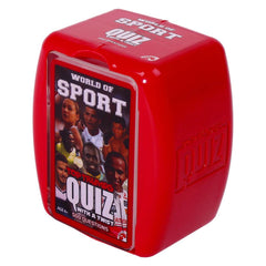 Sports Top Trumps Quiz